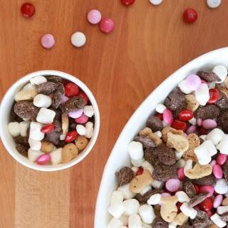 Valentine's S'mores Mix