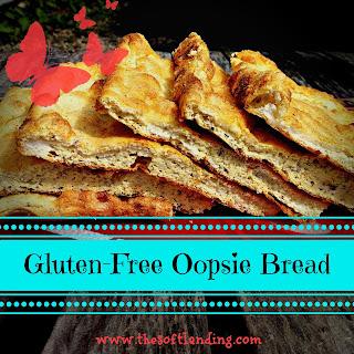 Gluten-free Oopsie Bread