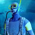 Scuba Diving Simulator- Shipwreck Underwater World icon