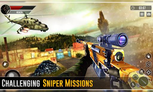 IGI Sniper 2019: US Army Commando Mission ss3