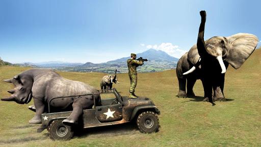 玩免費模擬APP|下載狩獵野生動物園:狩獵遊戲 app不用錢|硬是要APP
