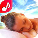 Relaxing music for sleeping icon