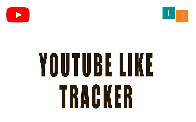 YouTube Like Tracker