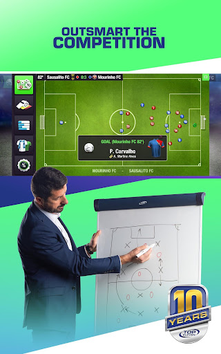Top Eleven 2020 -  Be a soccer manager 10.0 screenshots 21