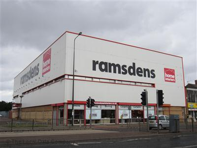 Ramsdens Home Interiors On Cleethorpe Road  Furnishers In New Clee