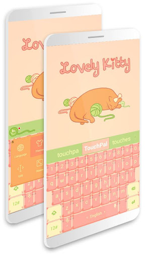 Lovely Kitty Keyboard