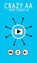 Crazy AA  Pin Circle screenshot thumbnail