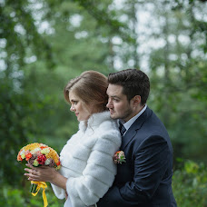 Wedding photographer Nikolay Karpov (greezlii). Photo of 18.12.2016