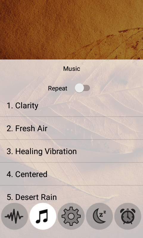 Music Healing 3- screenshot