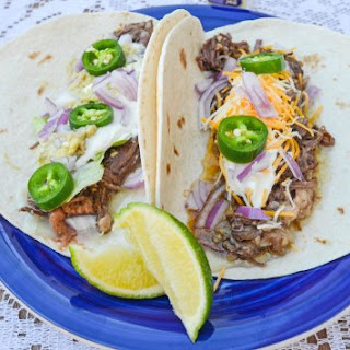 Spicy Slow Cooker Taco Meat