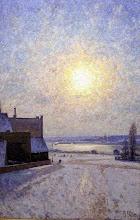 "Photo: Per Ekstrom, ""Sole e neve"" (1891)"