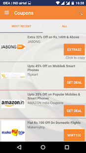 CouponDekho - Promo & offers- screenshot thumbnail