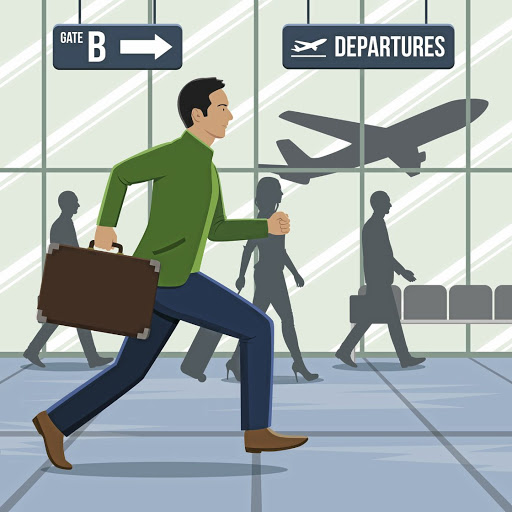 FLIGHT RISK With no more boarding calls, will a new peace descend? Picture: iStock