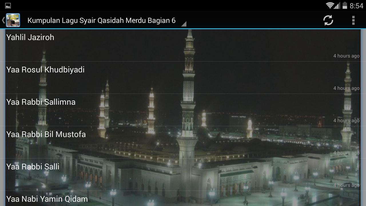 Kumpulan Lagu Islami Merdu Android Apps On Google Play