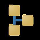navegador de red icon