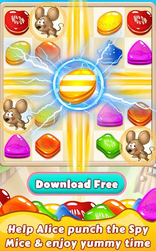 Cookie Star: Sugar cake puzzle match-3 game apktram screenshots 10
