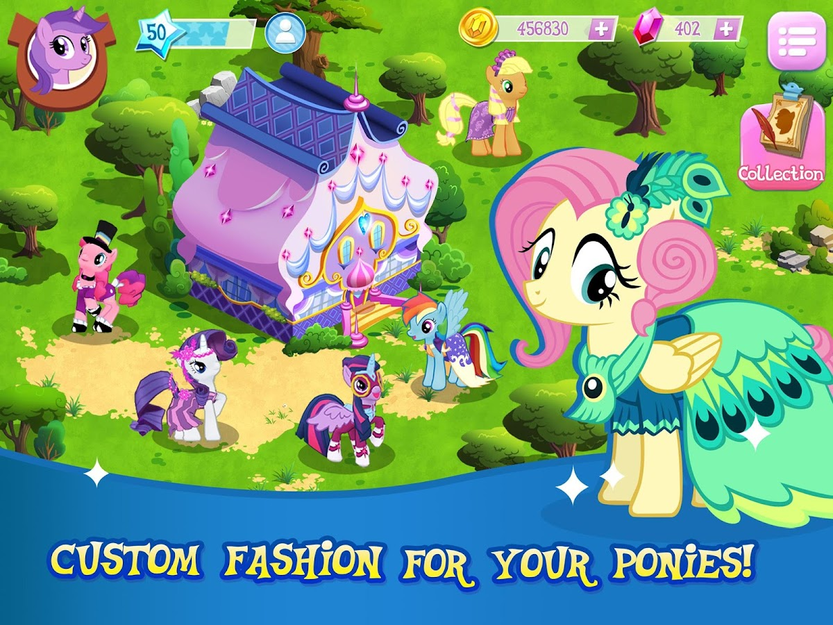 MY LITTLE PONY: Magic Princess- screenshot