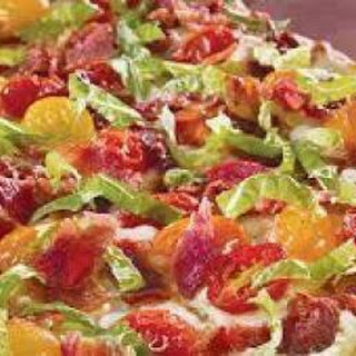 Pizzeria Perfect BLT Pizza- My Own