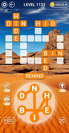 Word Connect - Fun Crossword Puzzle screenshots 4