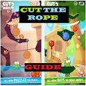 New Cut The Rope 2 Guide icon