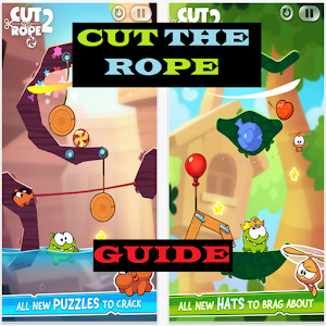 New Cut The Rope 2 Guide for PC and MAC