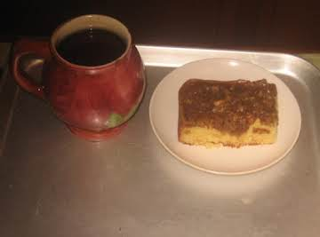 Oven Broiled Cake