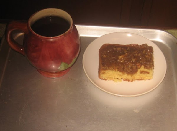 Oven Broiled Cake Recipe