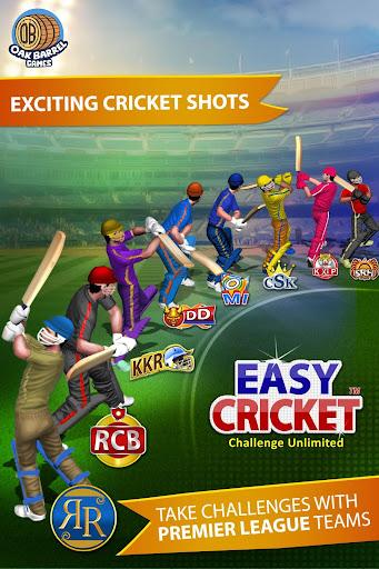 Easy Cricketu2122: Challenge Unlimited 1.0.7 screenshots 2
