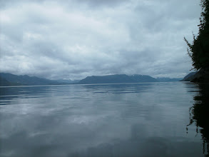 Photo: Finlayson Channel looking north