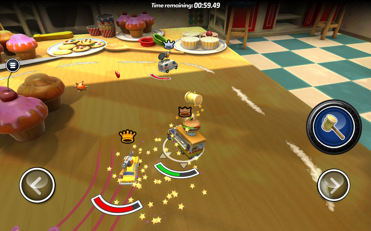 Micro Machines- screenshot