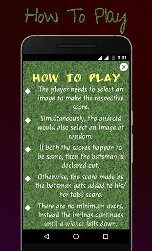 Hand Cricket Saga 3.0 screenshots 3