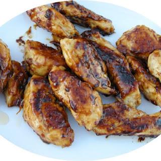 Grilled Chicken Tenderloins.