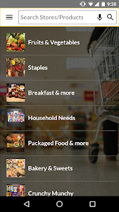 Mandi Riders: Grocery Delivery screenshot 1