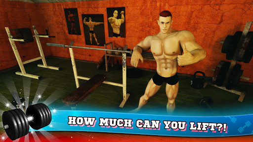 Fitness Gym Bodybuilding Pump apkpoly screenshots 5