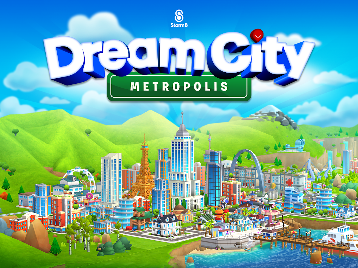 Dream City Metropolis Android Apps On Google Play