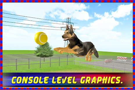 Modern Police Dog Training screenshot