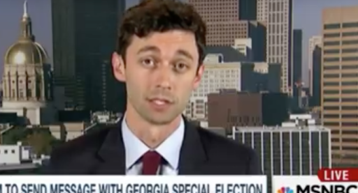 Trump effect evident in Georgia's Sixth Congressional District race
