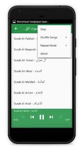 خالد الجليل صوت القرآن for PC-Windows 7,8,10 and Mac apk screenshot 4