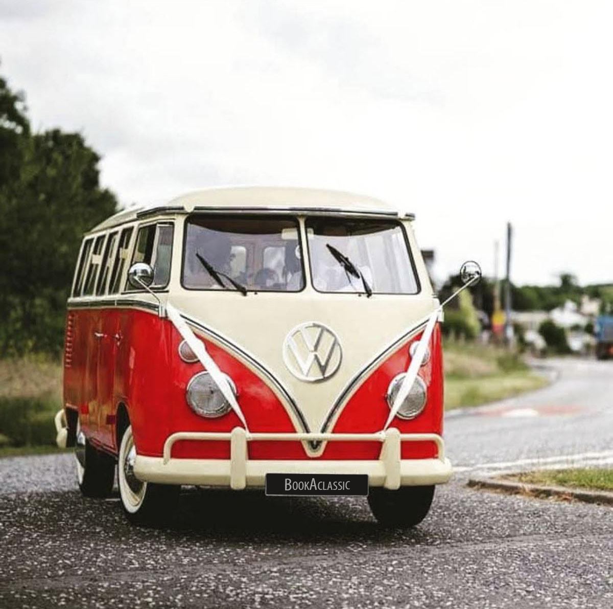 Volkswagen T1 Splitscreen Hire Castlewellan
