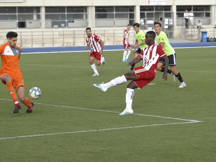 Almería 5-0 Almería B