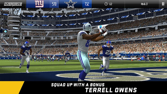 Game Madden NFL Overdrive Football APK for Windows Phone
