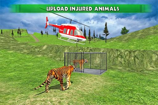 直升機動物運輸