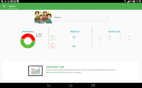 TeacherKit - Class manager- screenshot thumbnail