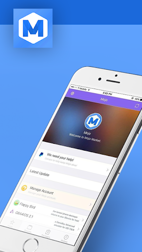 Mojo App screenshot 4