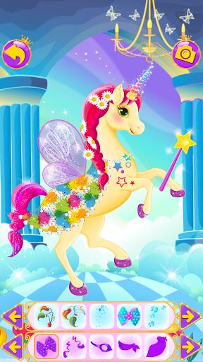 Unicorn Dress Up - Girls Games 1.0.4 screenshots 12