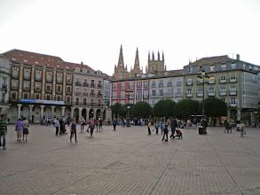 Photo: Plaza de la Libertad. Burgos