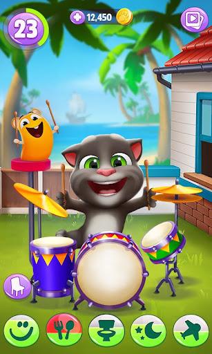 My Talking Tom 2 [Mod] Apk - Nuôi mèo tom phần hai