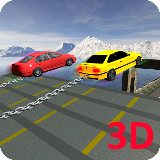 Chained Car Stunt Driving (game)