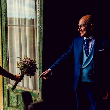Fotógrafo de bodas Alberto Ramírez (albertoramrez). Foto del 09.01.2018