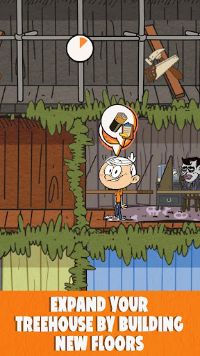 Loud House: Ultimate Treehouse  screenshots 4